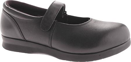 Details about  /Drew Women/'s Bloom II Comfort Shoes Black Calf