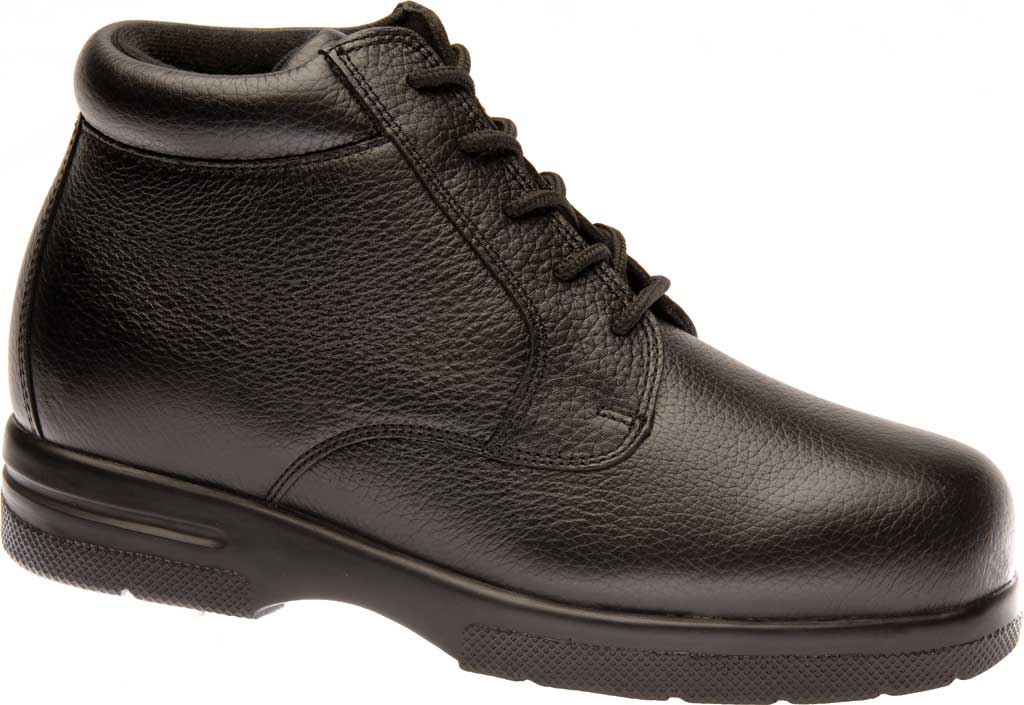 Men's Drew Tuscon, Black Calf Leather, large, image 1