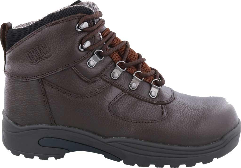 Men's Drew Rockford Waterproof Boot, Dark Brown Tumbled Leather, large, image 2