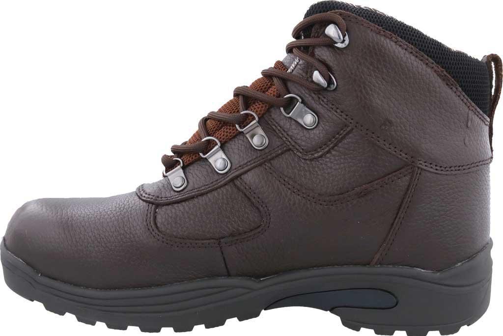 Men's Drew Rockford Waterproof Boot, Dark Brown Tumbled Leather, large, image 3