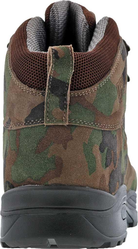 Men's Drew Rockford Waterproof Boot, Camo Suede, large, image 4