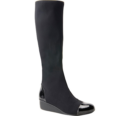 Women's Ros Hommerson Ebony Knee High Boot, , large, image 1