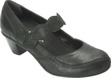 Women's Drew Monaco Mary Jane, Dusty Black Leather, large, image 1