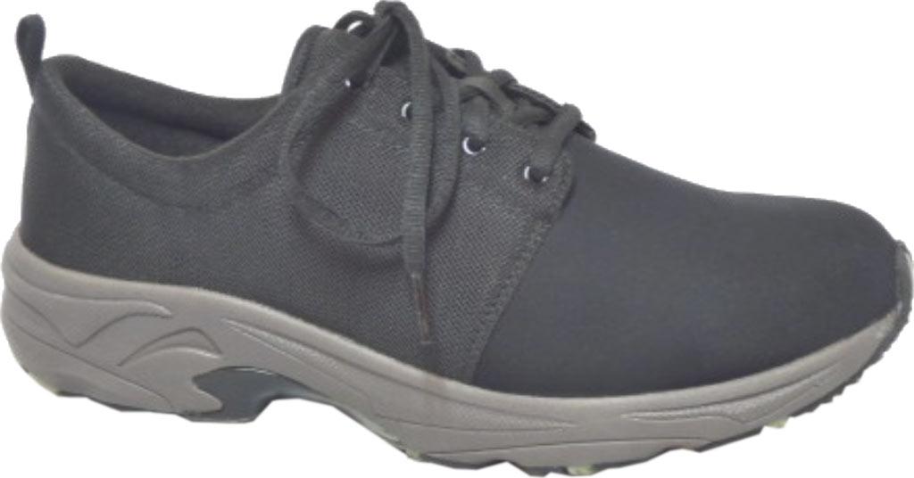 Men's Drew Exceed Sneaker, Black Sport Mesh, large, image 1