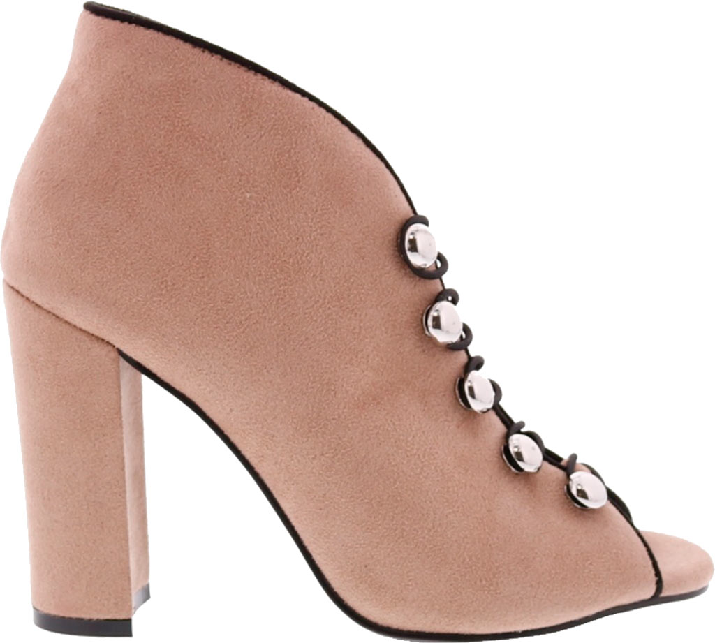 Women's Penny Loves Kenny Ratch Open Toe Bootie, , large, image 2