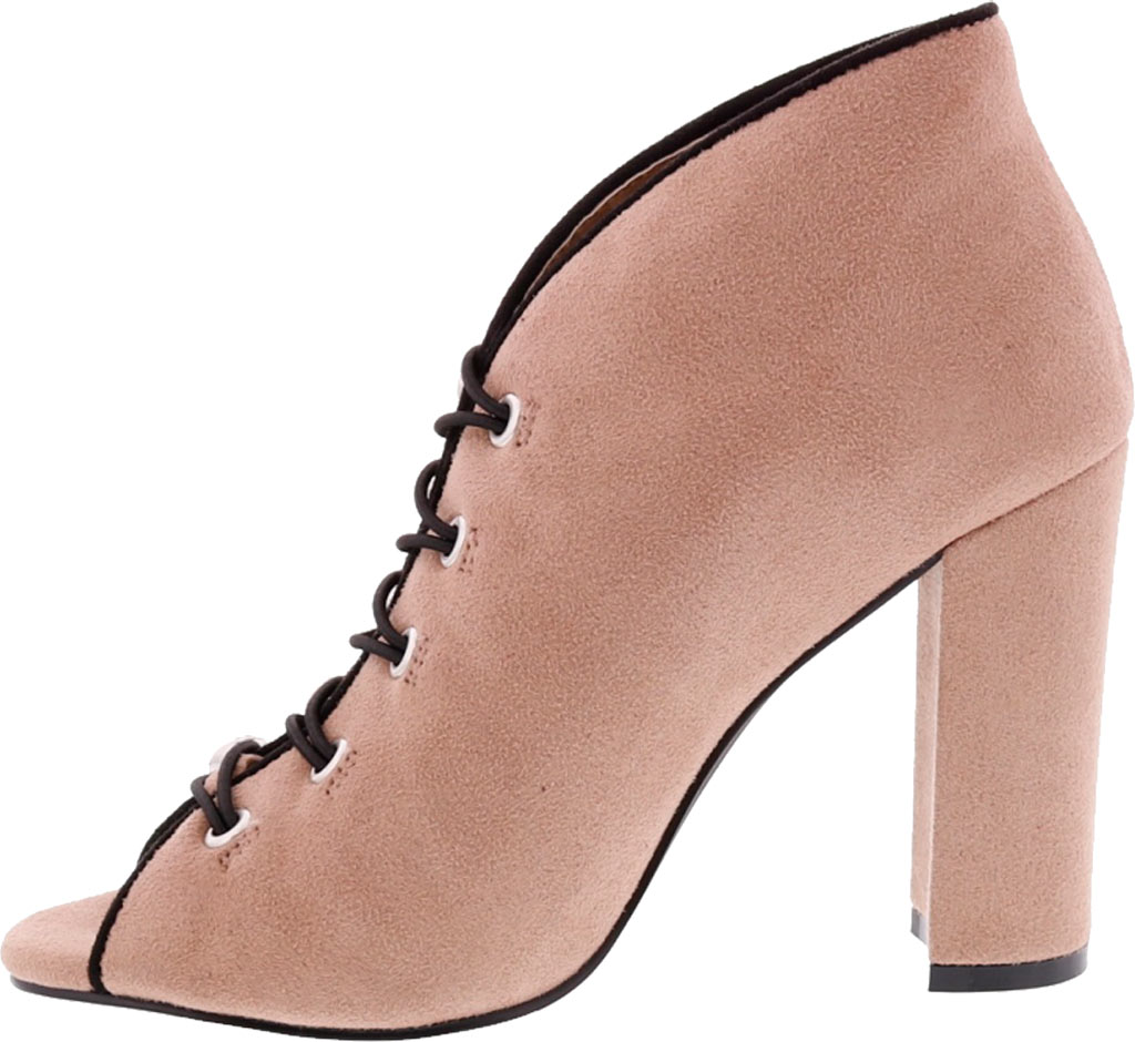 Women's Penny Loves Kenny Ratch Open Toe Bootie, , large, image 3