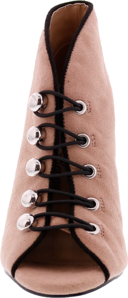Women's Penny Loves Kenny Ratch Open Toe Bootie, , large, image 4