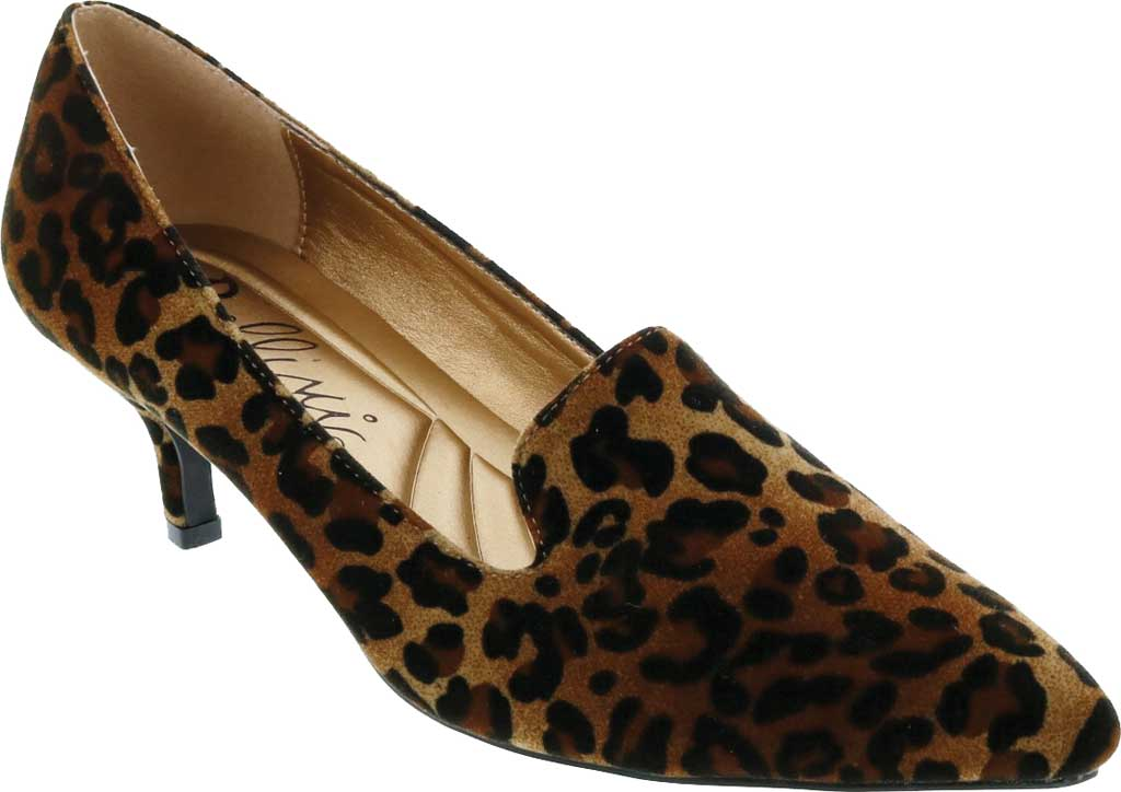 Women's Bellini Bobcat Kitten Heel Pump, , large, image 1
