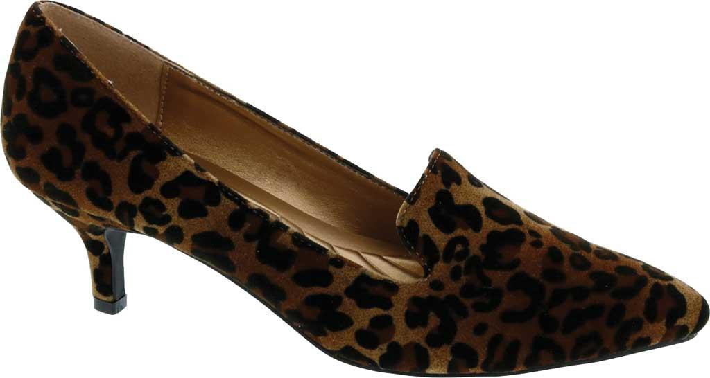 Women's Bellini Bobcat Kitten Heel Pump, , large, image 2
