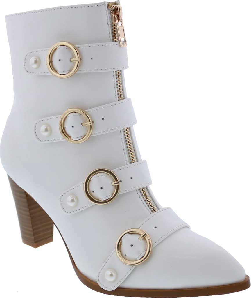 Women's Penny Loves Kenny ASAP Buckle Bootie, , large, image 1