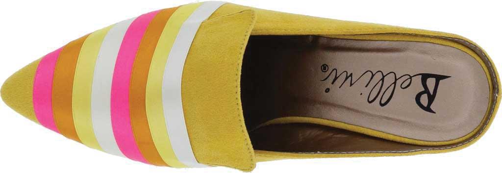 Women's Bellini Pixie-Bob Kitten Heel Mule, , large, image 4