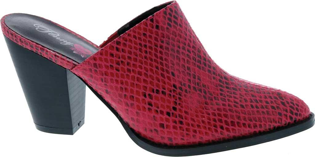 Women's Penny Loves Kenny Sangria Block Heel Mule, , large, image 2