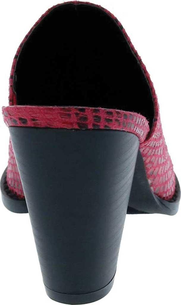 Women's Penny Loves Kenny Sangria Block Heel Mule, , large, image 4