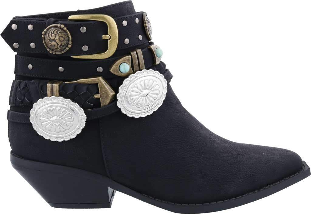 Women's Penny Loves Kenny Shane Western Bootie, , large, image 2