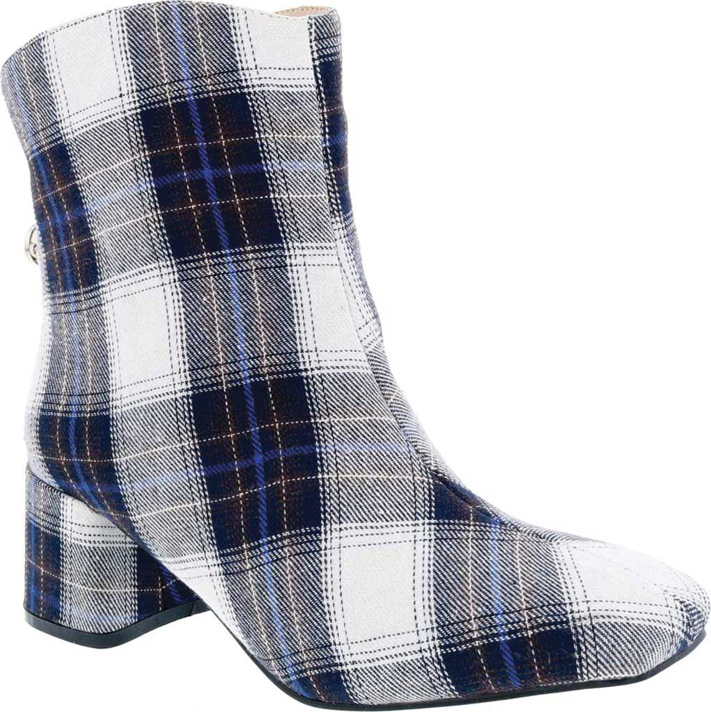 Women's Penny Loves Kenny Tuck Ankle Bootie, , large, image 1