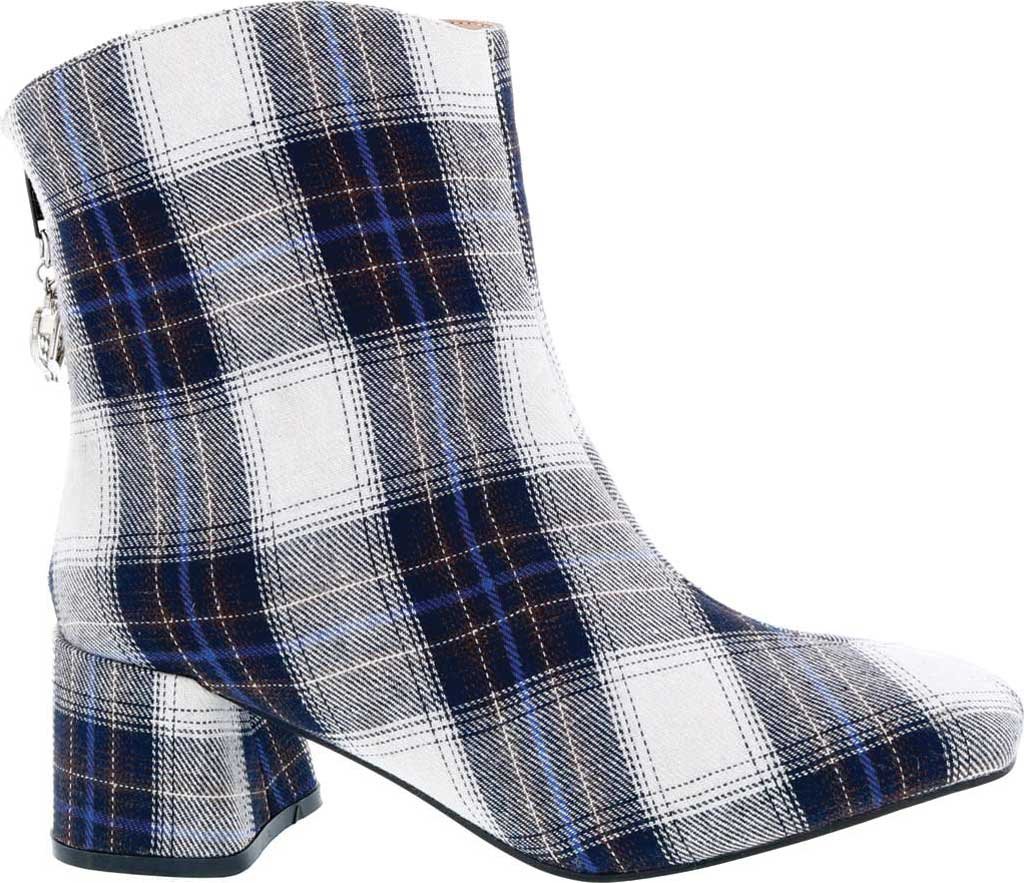 Women's Penny Loves Kenny Tuck Ankle Bootie, , large, image 2