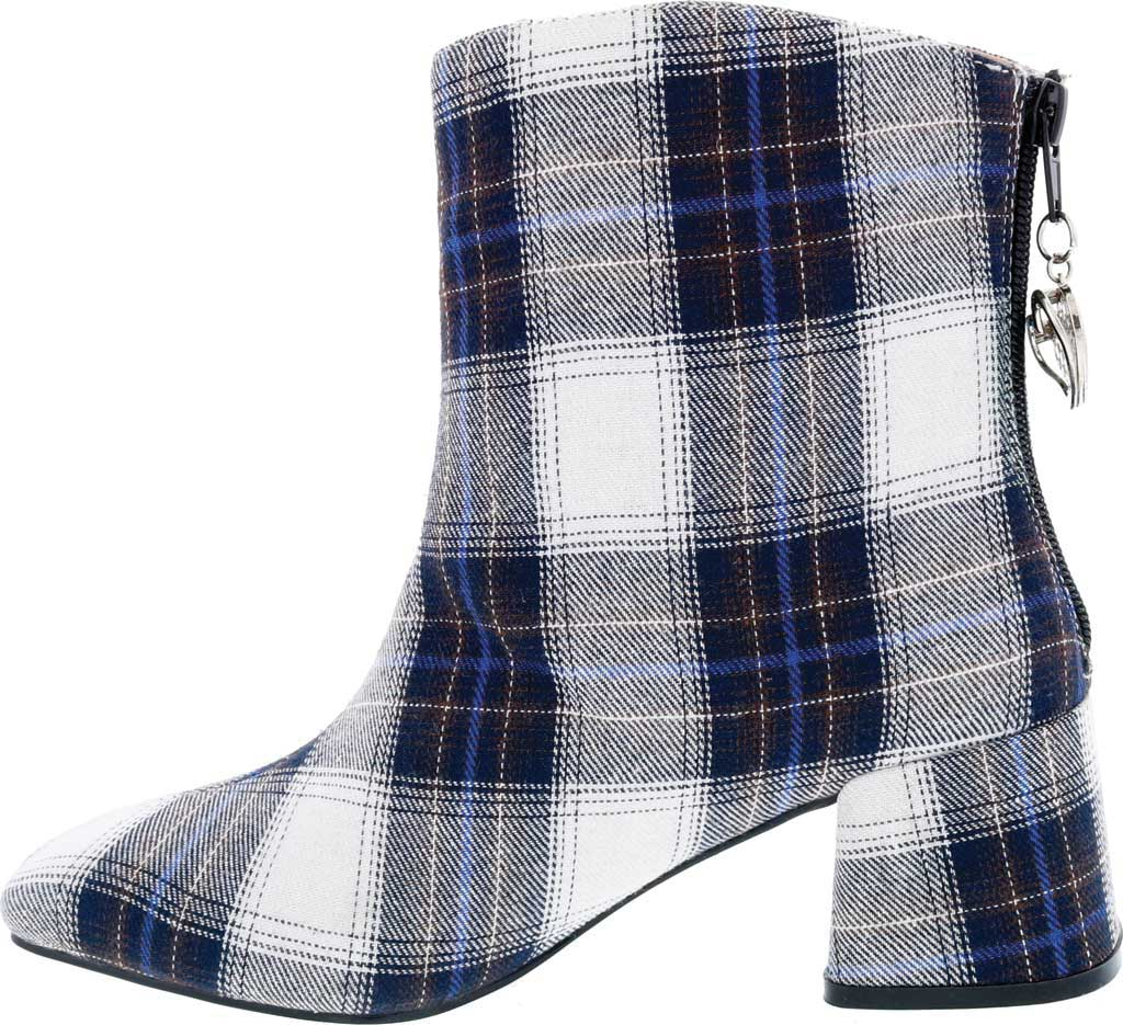 Women's Penny Loves Kenny Tuck Ankle Bootie, , large, image 3