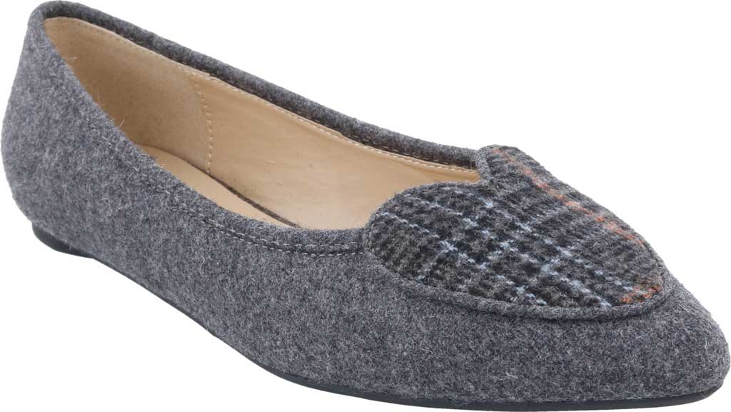Women's Penny Loves Kenny Nookie Plaid Flat, , large, image 1