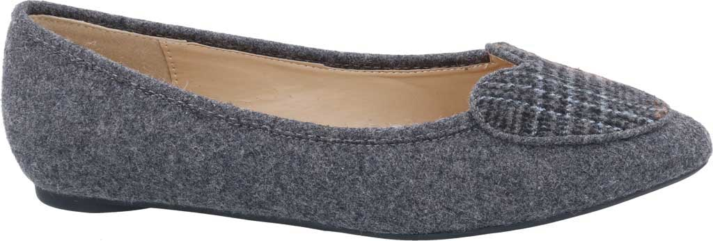 Women's Penny Loves Kenny Nookie Plaid Flat, , large, image 2