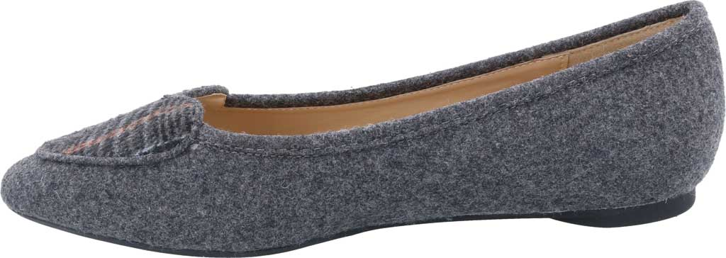 Women's Penny Loves Kenny Nookie Plaid Flat, , large, image 3