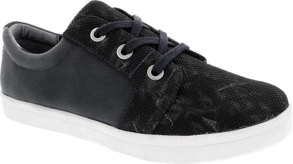 Women's Drew Ruby Sneaker, Black Combo Textile, large, image 1