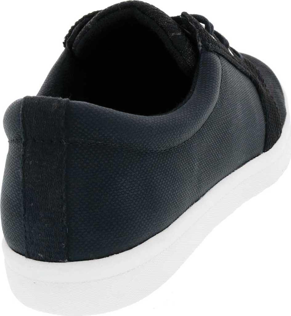 Women's Drew Ruby Sneaker, Black Combo Textile, large, image 4