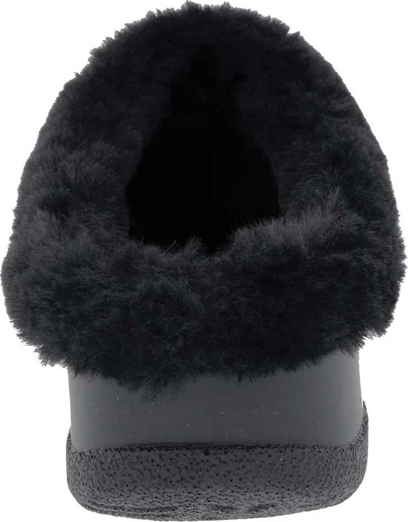 Women's Drew Comfy Clog, Black Sweater Knit, large, image 4
