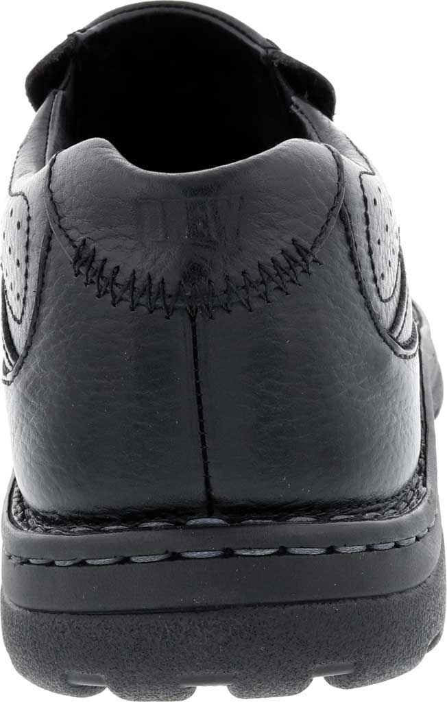 Men's Drew Bexley II Slip On, Black Leather, large, image 4