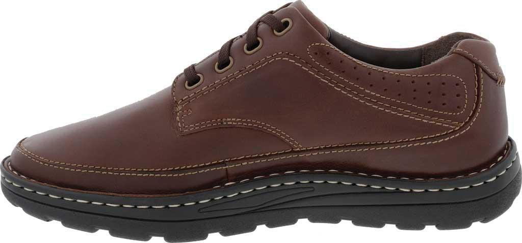 Men's Drew Toledo II Oxford, Brandy Leather, large, image 3