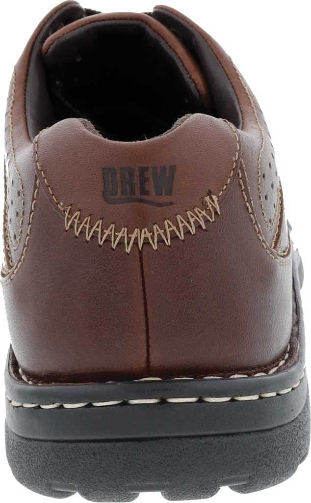 Men's Drew Toledo II Oxford, Brandy Leather, large, image 4