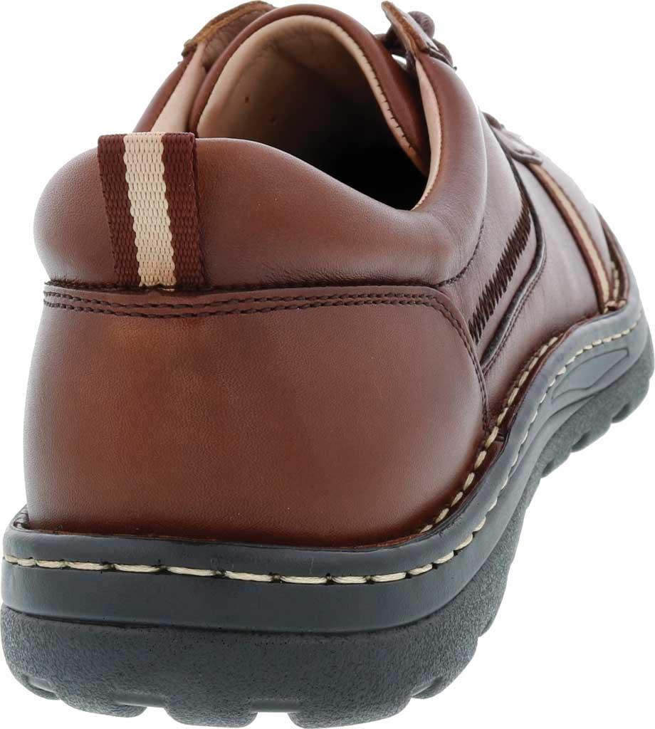 Men's Drew Hogan Oxford, Brown Leather, large, image 4