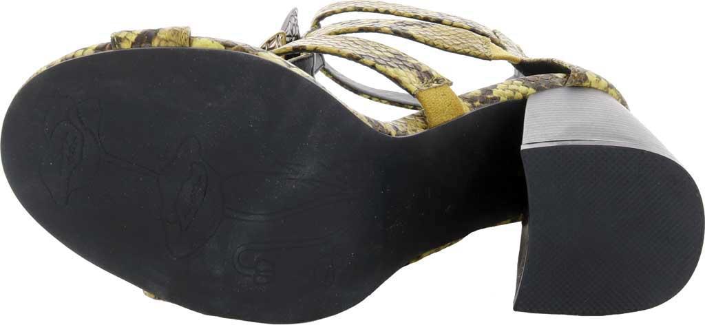 Women's Penny Loves Kenny Tymber Heeled Gladiator Sandal, , large, image 6