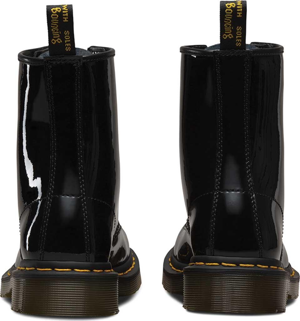 Women's Dr. Martens 1460 8-Eye Boot W, Black Patent Lamper, large, image 5