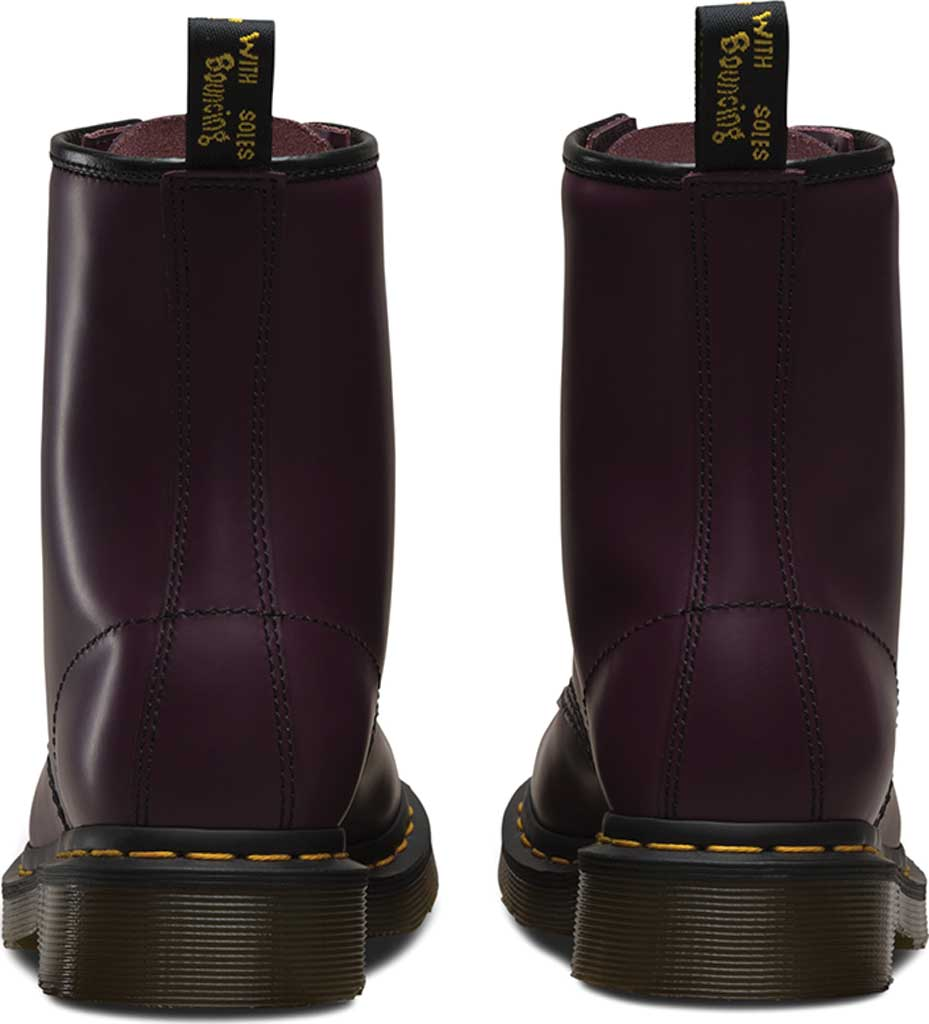 Women's Dr. Martens 1460 8-Eye Boot W, Purple Smooth, large, image 5