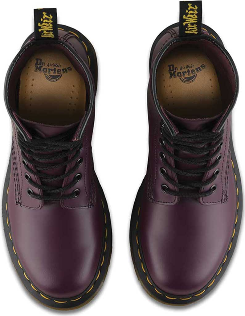 Women's Dr. Martens 1460 8-Eye Boot W, Purple Smooth, large, image 6