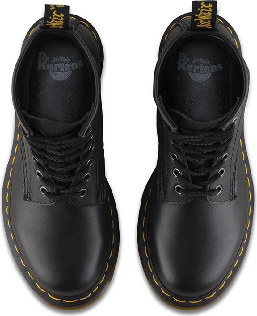 Women's Dr. Martens 1460 8-Eye Boot W, Black Nappa, large, image 6
