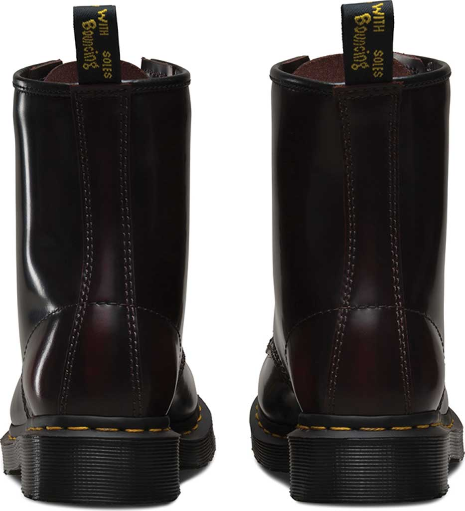 Women's Dr. Martens 1460 8-Eye Boot W, Cherry Red Arcadia, large, image 5