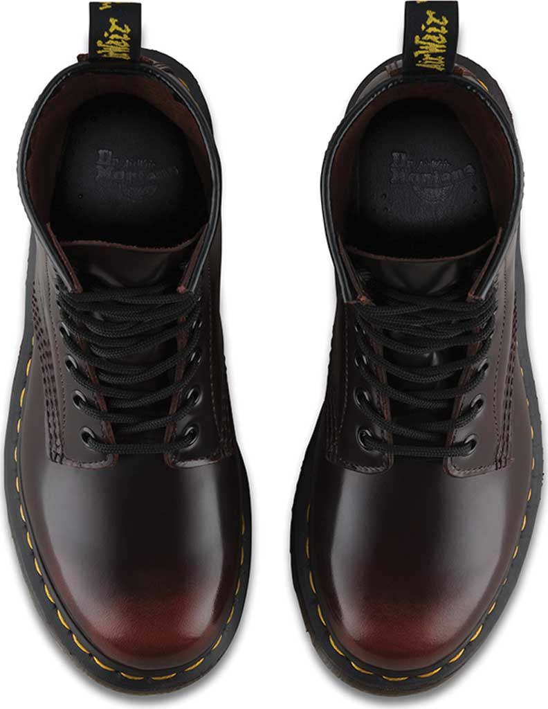 Women's Dr. Martens 1460 8-Eye Boot W, Cherry Red Arcadia, large, image 6