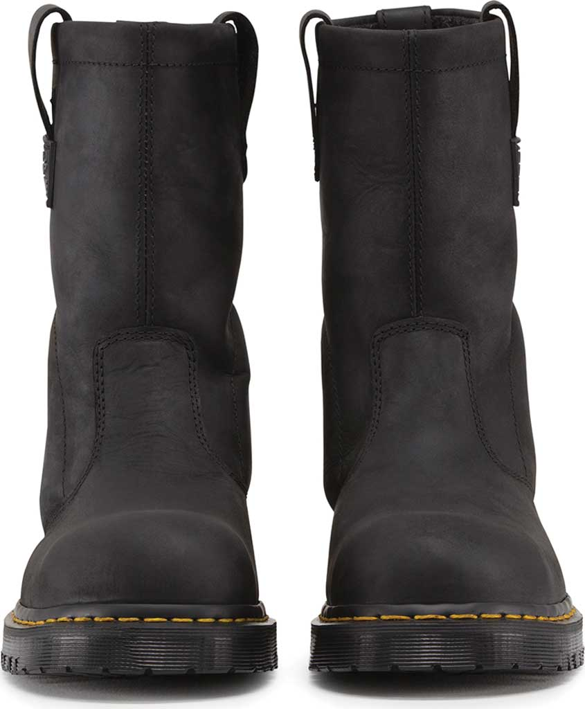 Dr. Martens Work ICON 2295 SBF, Black Industrial Greasy, large, image 4