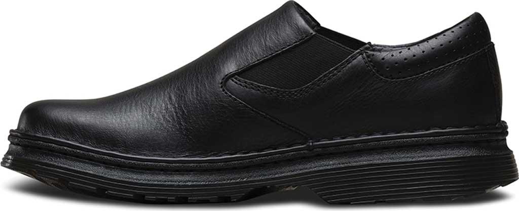 Men's Dr. Martens Robson Orson Plain Toe Slip On Shoe, Black Overdrive, large, image 3