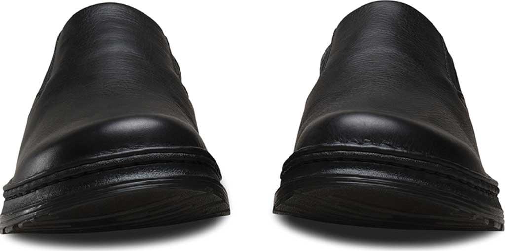 Men's Dr. Martens Robson Orson Plain Toe Slip On Shoe, Black Overdrive, large, image 4