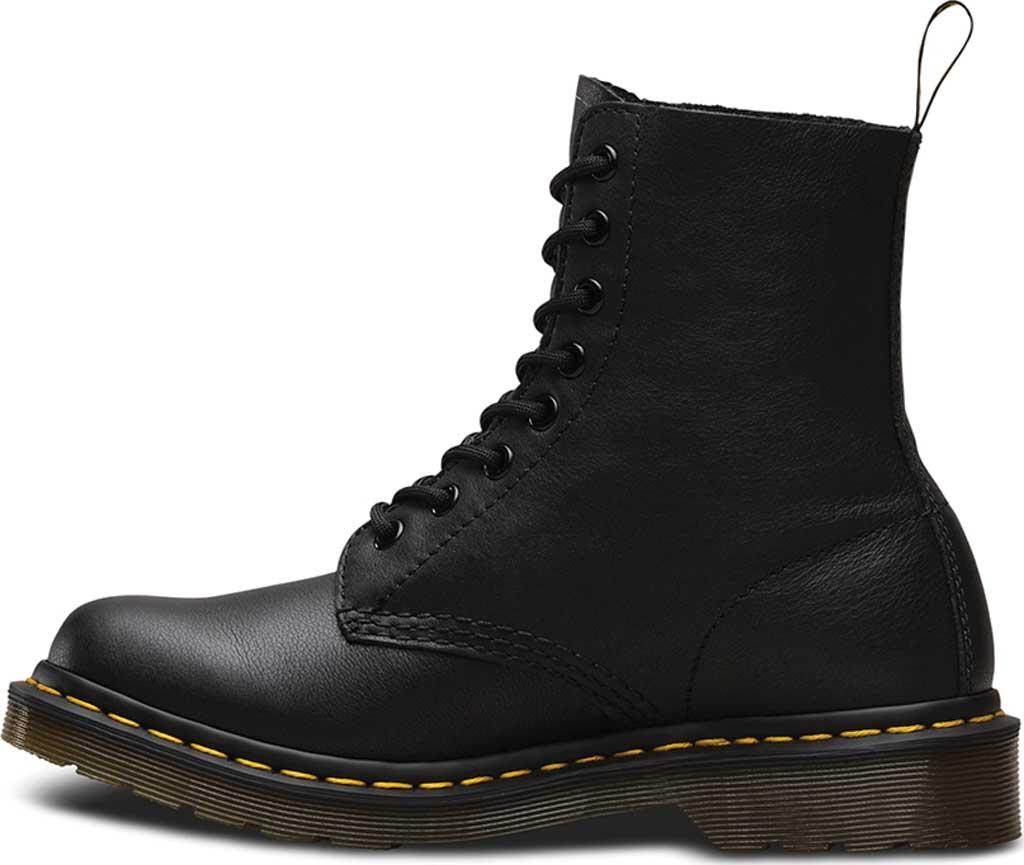 Dr. Martens Pascal 8-Eye Boot, Black Virginia, large, image 3