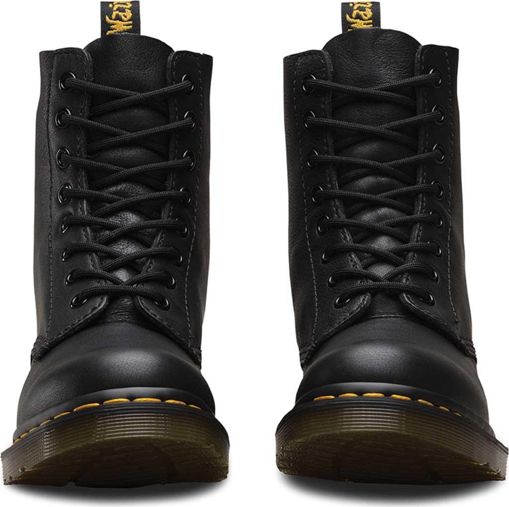 Dr. Martens Pascal 8-Eye Boot, Black Virginia, large, image 4