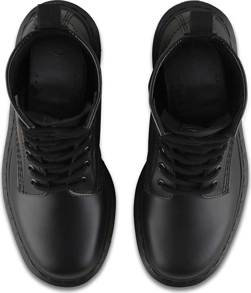 Dr. Martens 1460 8-Eye Boot, Black Smooth Mono, large, image 6