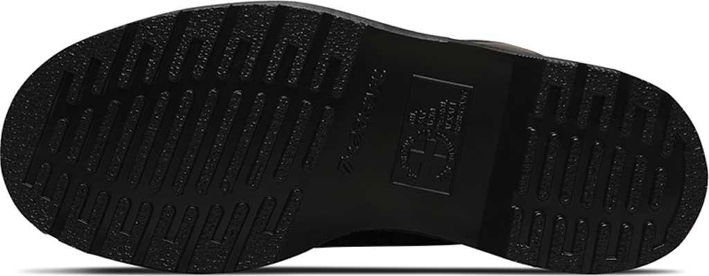 Dr. Martens 1460 8-Eye Boot, Black Smooth Mono, large, image 7