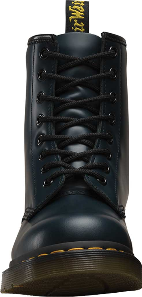 Dr. Martens 1460 8-Eye Boot, Navy/Navy Smooth Leather, large, image 4