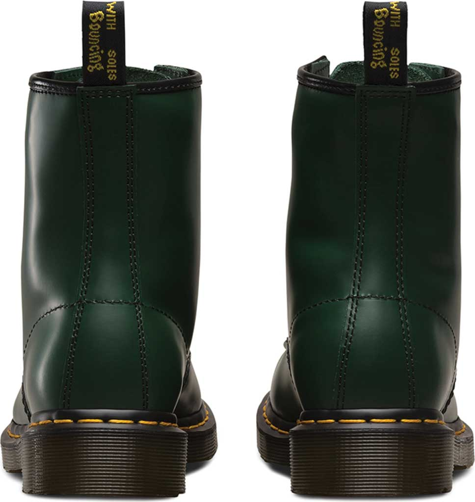 Dr. Martens 1460 8-Eye Boot, Green Smooth Leather, large, image 5