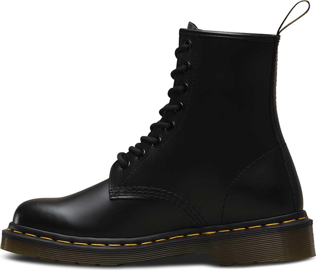 Dr. Martens 1460 8-Eye Boot, Black Smooth, large, image 3