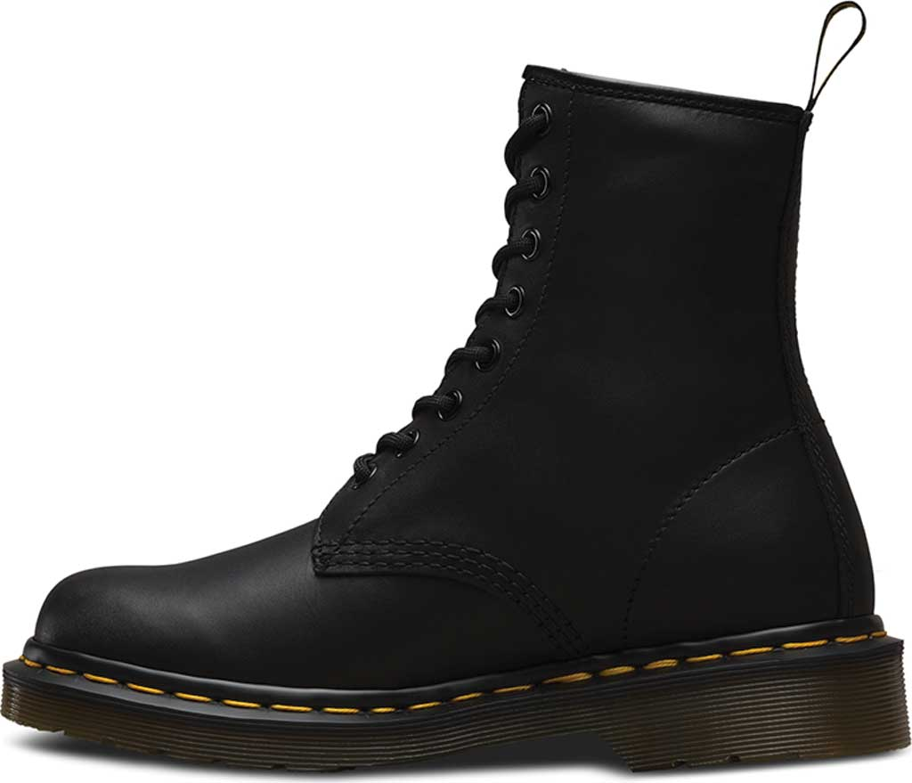 Dr. Martens 1460 8-Eye Boot, Black Greasy, large, image 3