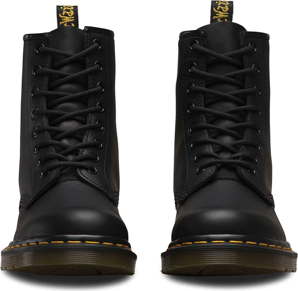 Dr. Martens 1460 8-Eye Boot, Black Greasy, large, image 4